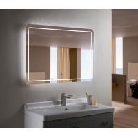 Зеркало с подсветкой для ванной комнаты Анкона 150х80 см