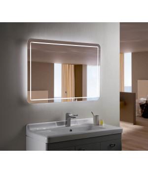 Зеркало с подсветкой для ванной комнаты Анкона 120х90см (1200х900 мм)